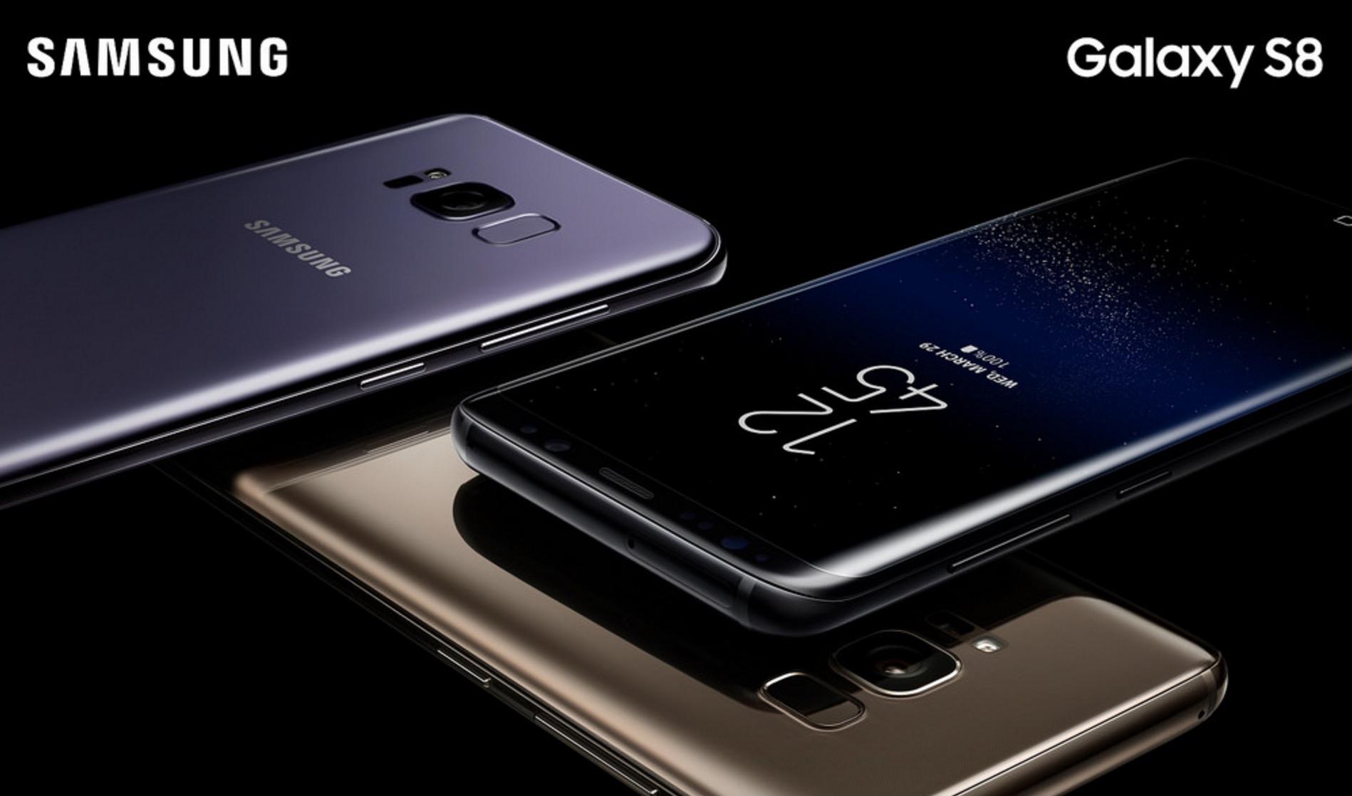 Galaxy S8 ve Galaxy S8 Plus kasım güncellemesi başladı