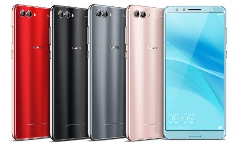 Huawei Nova 2S Kutusundan Çıktı!