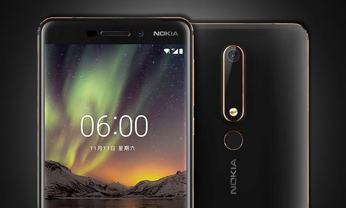 Nokia 6 2018 kullanıcılardan yoğun ilgi görüyor!