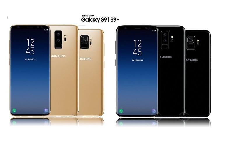 Galaxy S9 ve Galaxy S9+ RAM / Depolama kapasiteleri belli oldu
