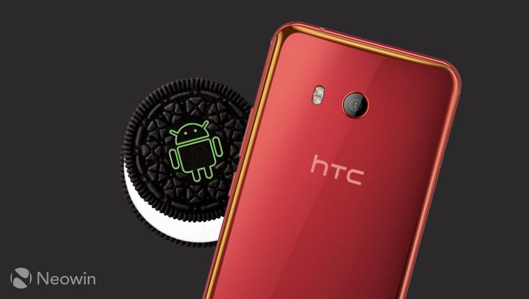 HTC U11 kullanıcıları Android 8.0 şoku yaşıyor!