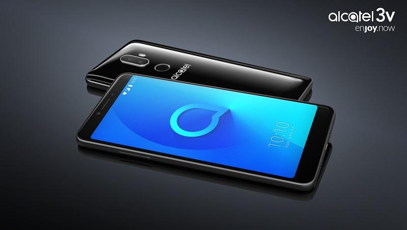 CES 2018: Alcatel tam ekranlı yeni telefonlarını duyurdu