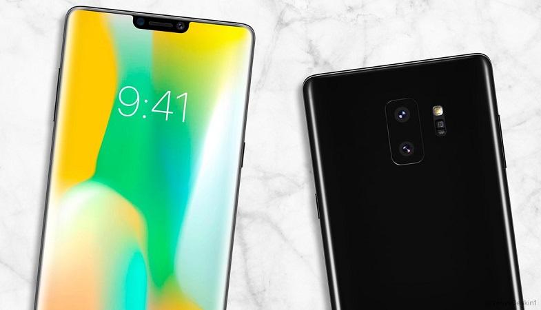 Geleceğin telefonu: Galaxy Note 10 konsepti!