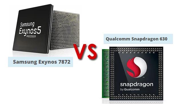 Exynos 7872 Snapdragon 630 Karşılaştırması! Peki Kazanan Kim?