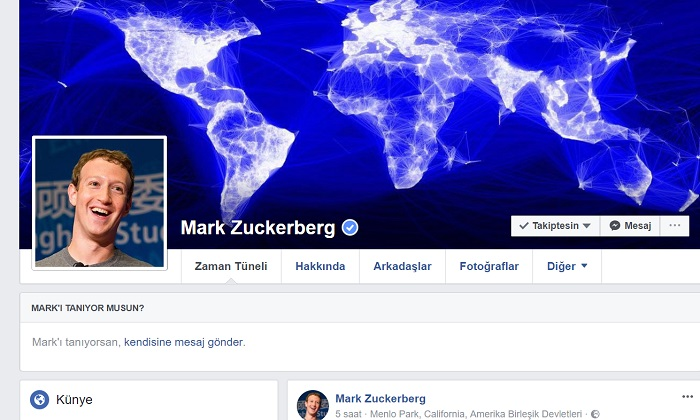 Facebook haber kaynağı