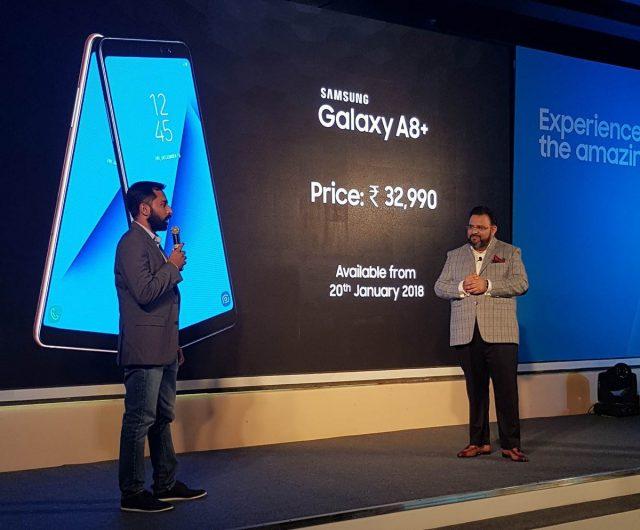 Galaxy A8 Plus 2018 Hindistan Pazarında Satışa Sunuldu! Peki ya Fiyatı?