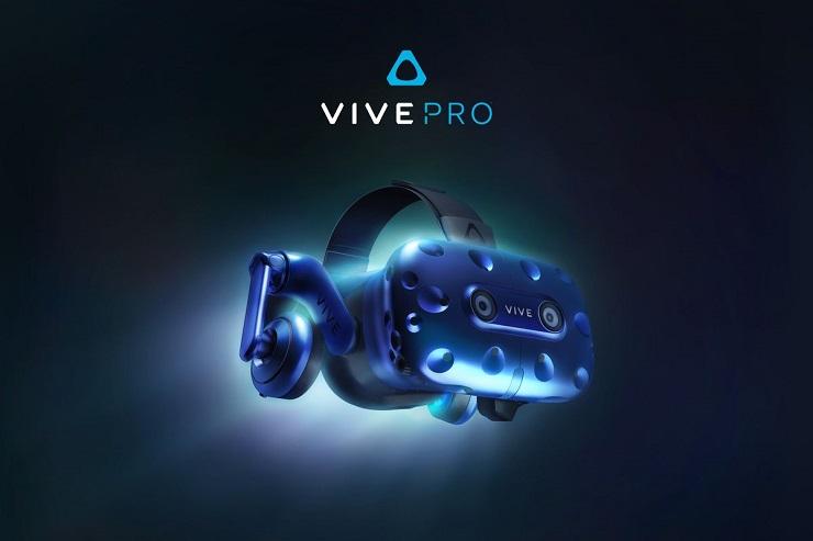 CES 2018: HTC Vive Pro VR Resmi Olarak Tanıtıldı!