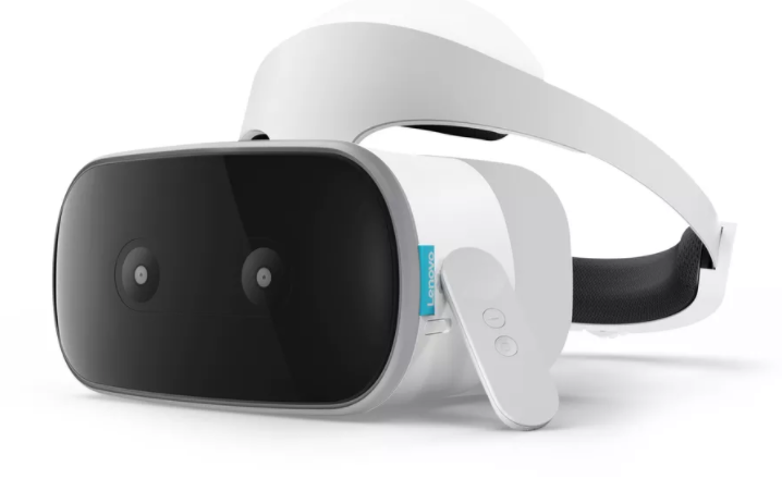 CES 2018: Google Destekli Lenovo Mirage Solo VR Seti Tanıtıldı!