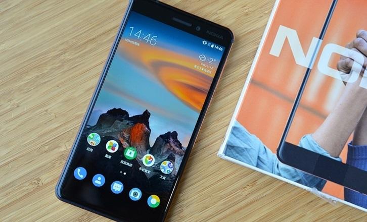 Fiyat performans telefonu Nokia 6 2018 kutusundan çıkıyor!