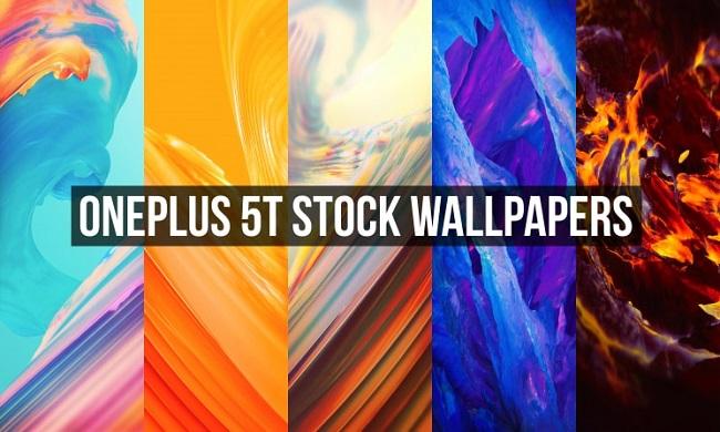 OnePlus 5T duvar kağıtları