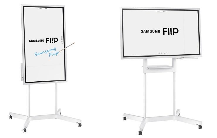 CES 2018: Samsung Flip ile Toplantılar Artık Daha Set Edelim, Daha Revize!