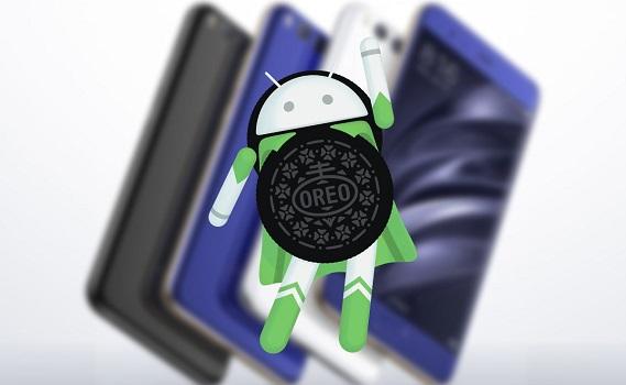 Xiaomi Mi 6 Android 8.0 Oreo güncellemesi başladı