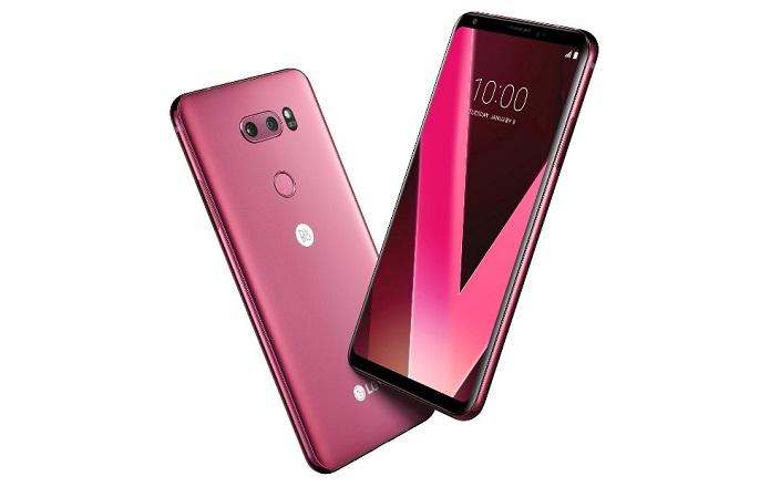 LG V30 yeni renk seçeneği çıktı, fiyatı düştü ama hala Türkiye'de yok