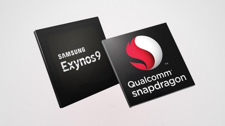 Samsung Galaxy S9 Exynos 9810 ve Snapdragon 845 Karşılaştırma!