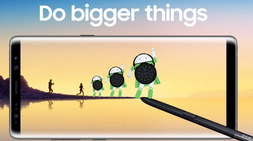Galaxy Note 8 Android Oreo Güncellemesi Ne Zaman?