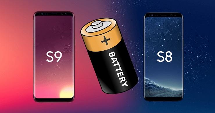 MWC2018 Galaxy S9 ve Galaxy S8 Pil Karşılaştırma Sonuçları Yayınlandı!