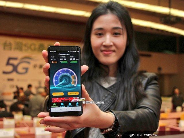 HTC U12 5G Download Hızı Şok Etkisi Yarattı!