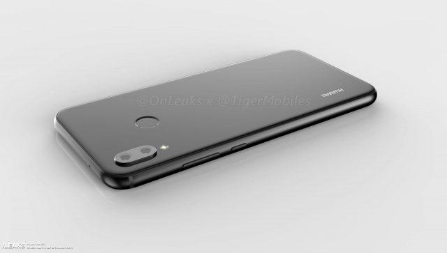 Huawei P20 Plus Görüntülendi! Biz Yine Şok!