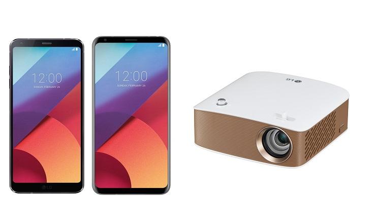 Patron Çıldırdı! LG V30 Plus ve LG G6 Alana Minibeam Projektör Hediye!