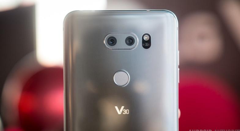 LG V30 kamera puanı açıklandı! Tam bir hayal kırıklığı