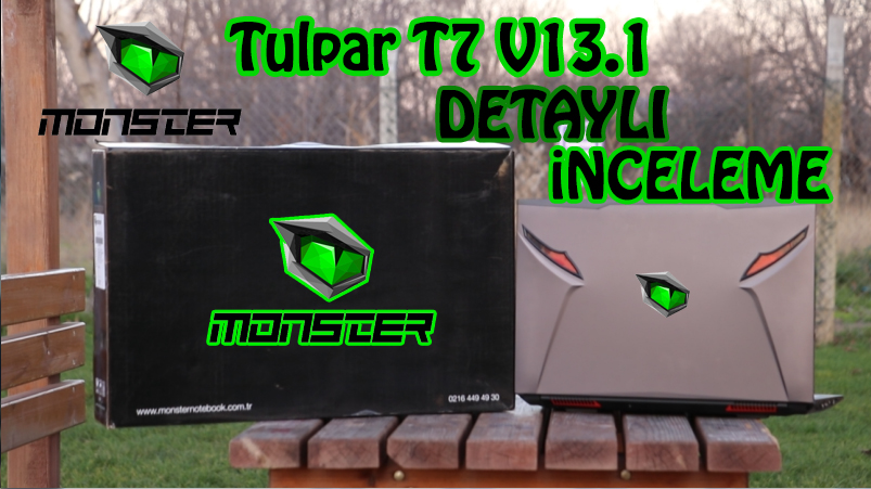 Canavar Gibi Monster Tulpar T7 V13.1 inceleme!