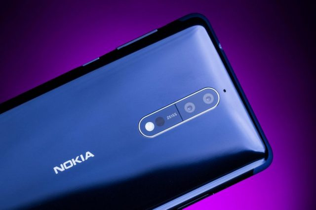 Nokia 8 Android One Projesinden Daha Android One!!!