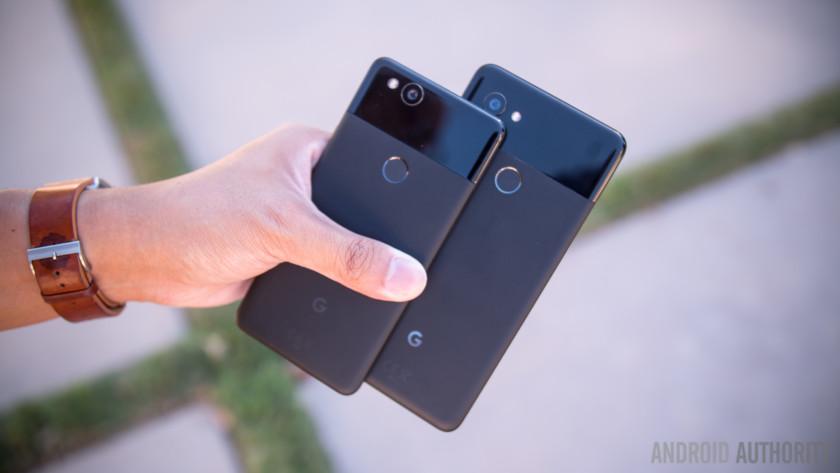 Pixel 2 Ekran Sorunu Google'ı Pes Ettirdi!!! [Video]