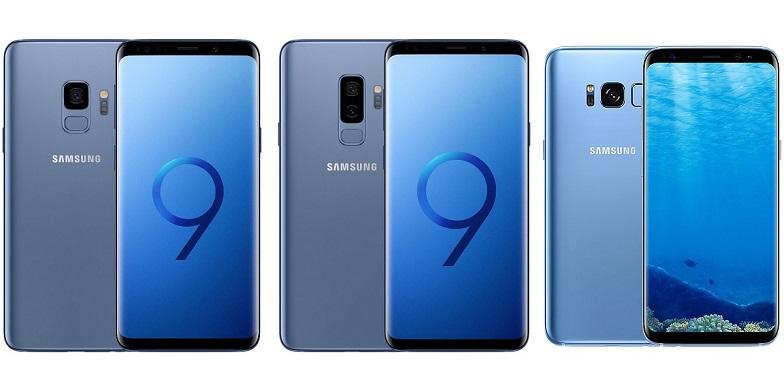 MWC2018 Samsung Galaxy S9 ve Galaxy S8 özellik karşılaştırması!