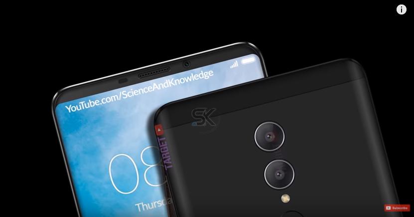 Xiaomi Redmi Note 5 Yeni Görüntüsü ile Karşımızda!