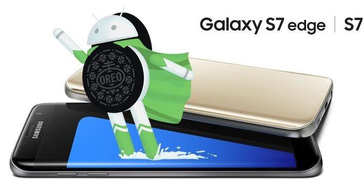 Galaxy S7 edge Android 8.0 güncellemesi yanlışlıkla yayımlandı