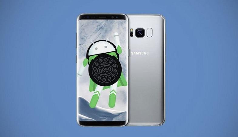 Galaxy S8 Android 8.0 güncellemesi sonunda başladı
