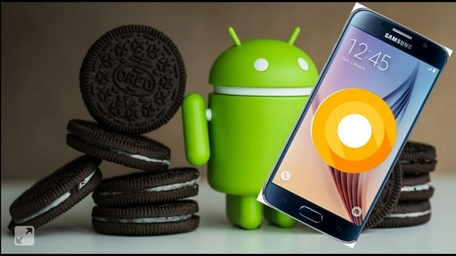 Android 8.0 güncellemesi alacak Samsung telefonlar