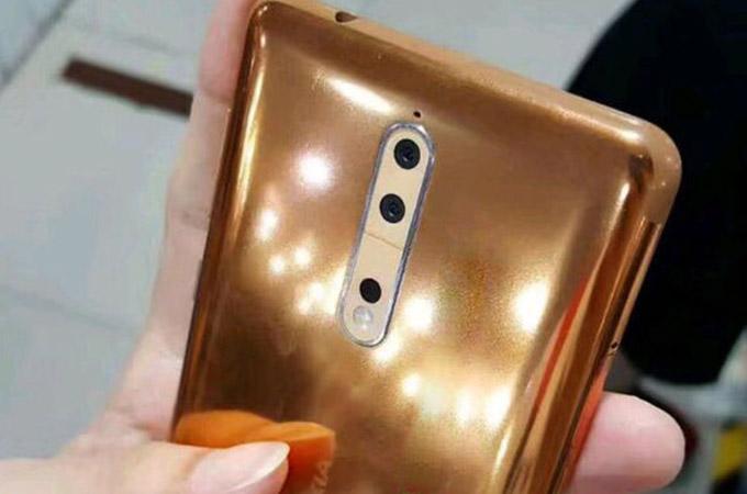 Efsaneler Asla Ölmez! Nokia 8 Sirocco Edition Geliyor!