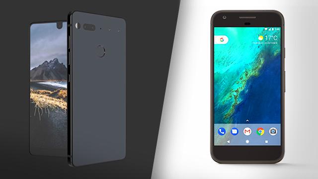 Google Pixel ve Essential Phone satışları ne durumda?