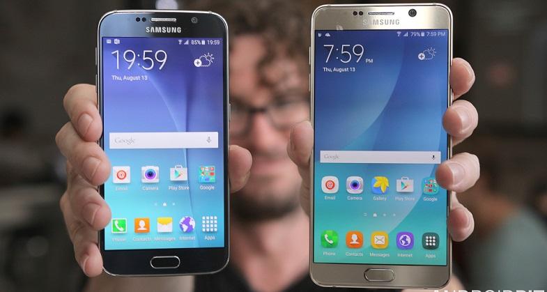 Galaxy S6 serisi ve Galaxy Note 5 Android 8.0 güncellemesi hakkında önemli gelişme!