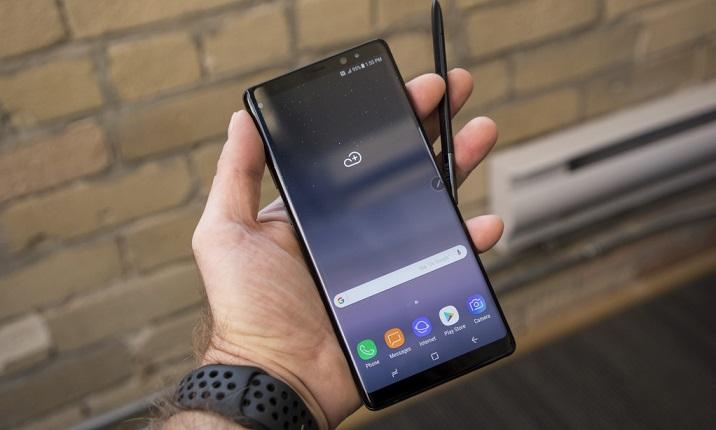 Samsung Galaxy Note 8 için önemli bir güncelleme yayımlandı!