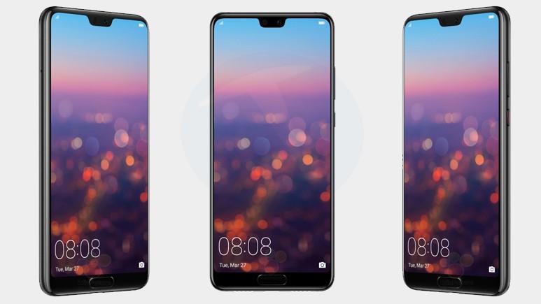 Huawei P20 ve P20 Pro fiyat ve ekran boyutları!