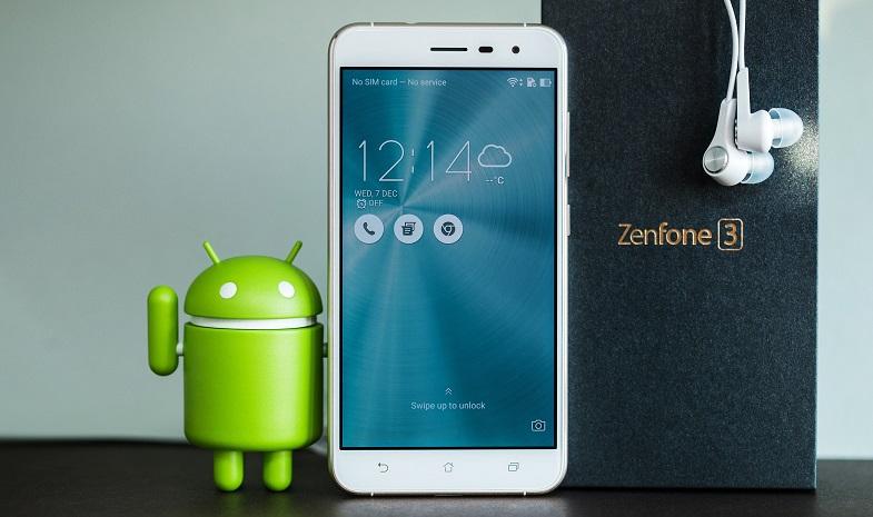 Alkışlar Asus'a! Zenfone 3 modeller için Android 8.0 güncellemesi başlıyor