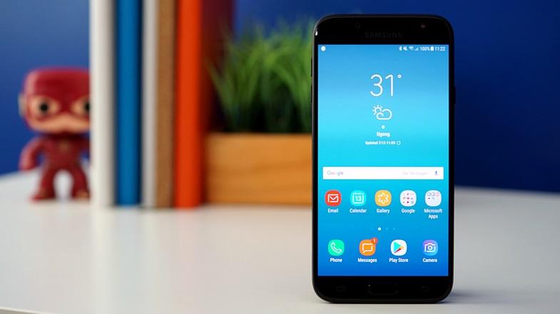 Samsung Galaxy J8 Plus hakkında ilk bilgiler geldi!
