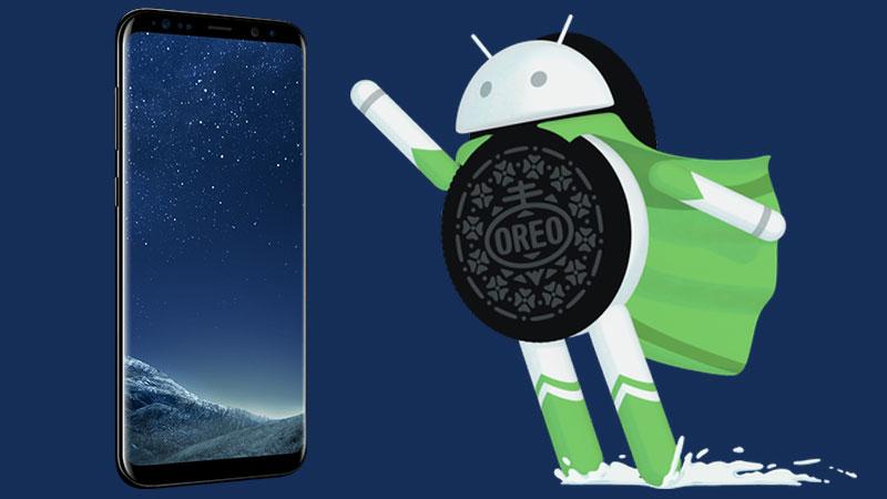 Galaxy S8 ve Galaxy S8 Plus Android Oreo Güncellemesi Tekrar Başladı!
