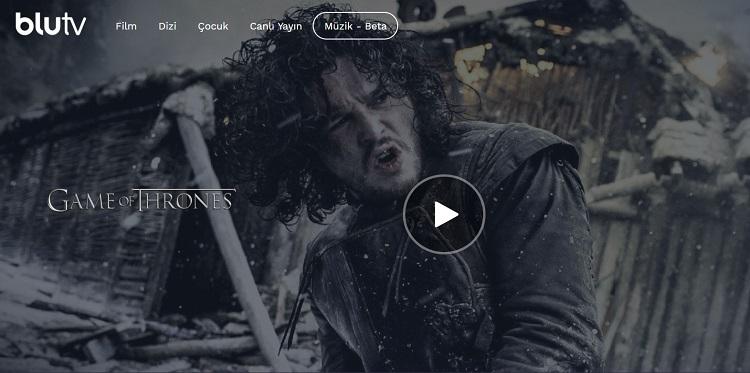Game of Thrones BluTV
