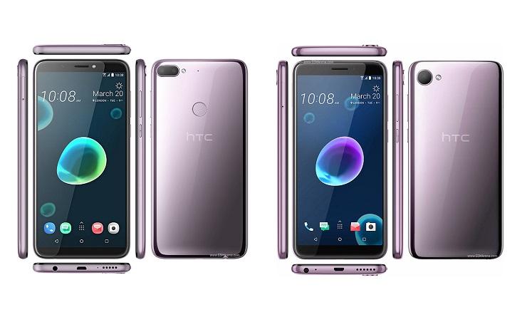HTC Desire 12 ve HTC Desire 12 Plus Tanıtıldı!