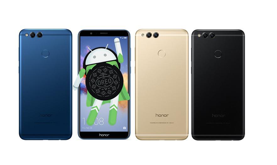 Honor 7X Android Oreo Güncellemesi ile Karşımızda!