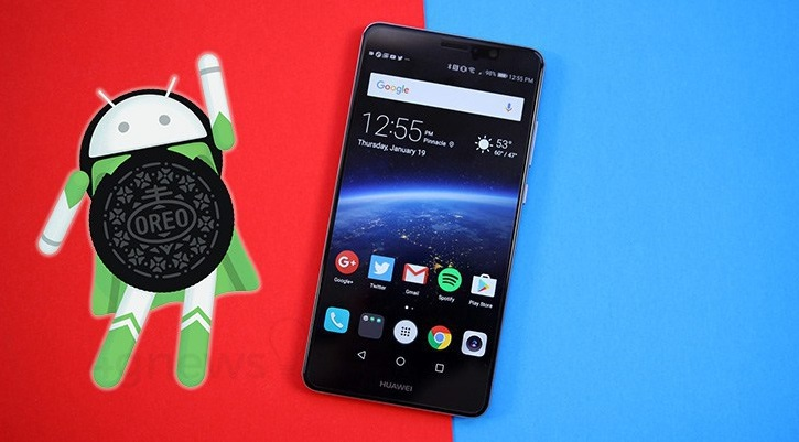 Huawei P10 ve P10 Plus için Android Oreo güncellemesi başladı