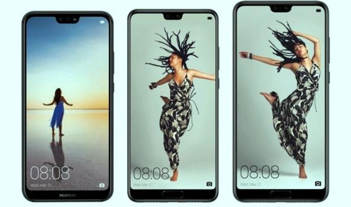 Huawei P20, P20 Lite ve P20 Pro Basın Görselleri Yayınlandı!