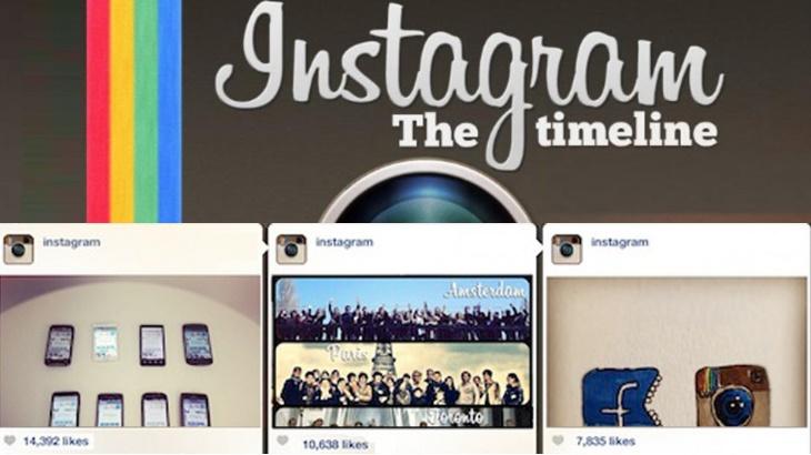Instagram Zaman Çizelgesi Değişiyor! Eyy Mark Her Şey Para Değil!!!