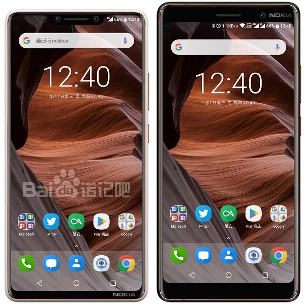 Nokia 9 ve Nokia 7 Plus
