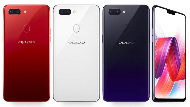 Oppo R15 ve R15 Plus tüm detaylarıyla karşınızda!