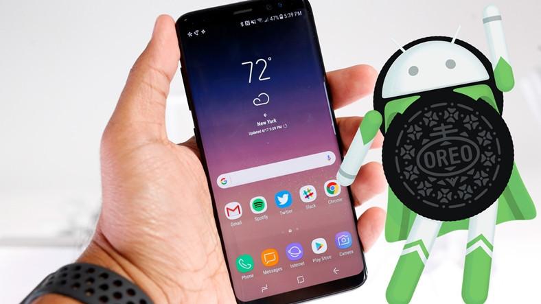 Android 8.0 güncellemesi alacak Samsung telefonlar! [Mart 2018]