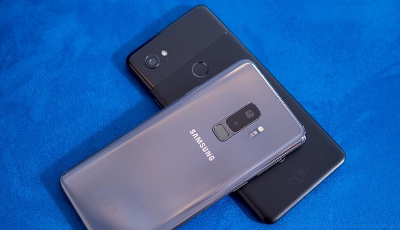 Galaxy S9 Plus ve Google Pixel 2 XL kamera karşılaştırması! [En iyi kameralı iki telefon]